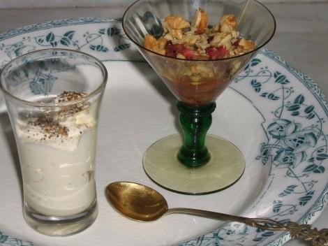 Vad vore livet utan en god dessert ibland...