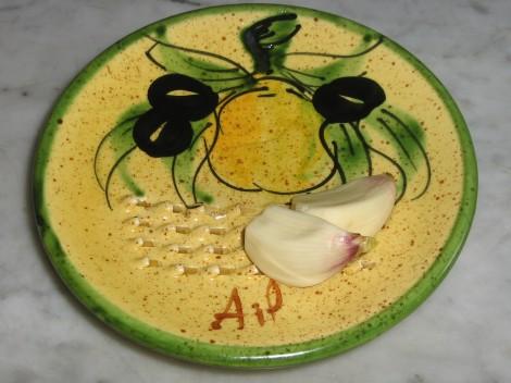 Allium sativum Vitlök