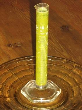 Dressing av Harsyra, Kallpressad Jungfru-Olivolja, Vit Balsamvinäger och Ekologisk Citron
