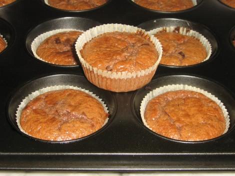 Chokladmuffins LCHF