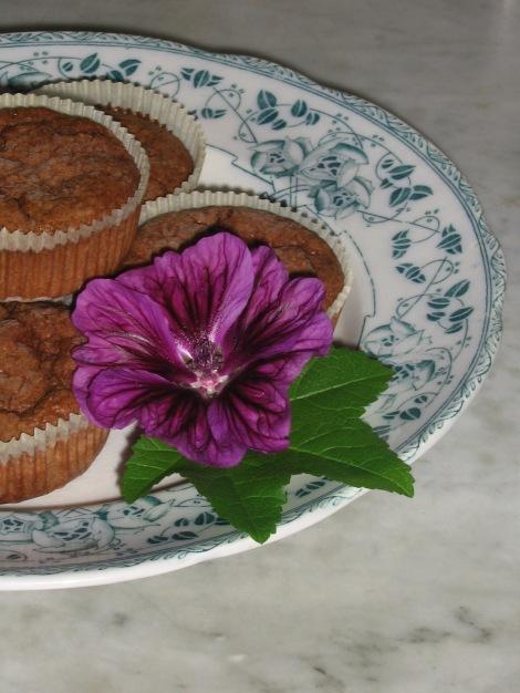 Glutenfria Chokladmuffins