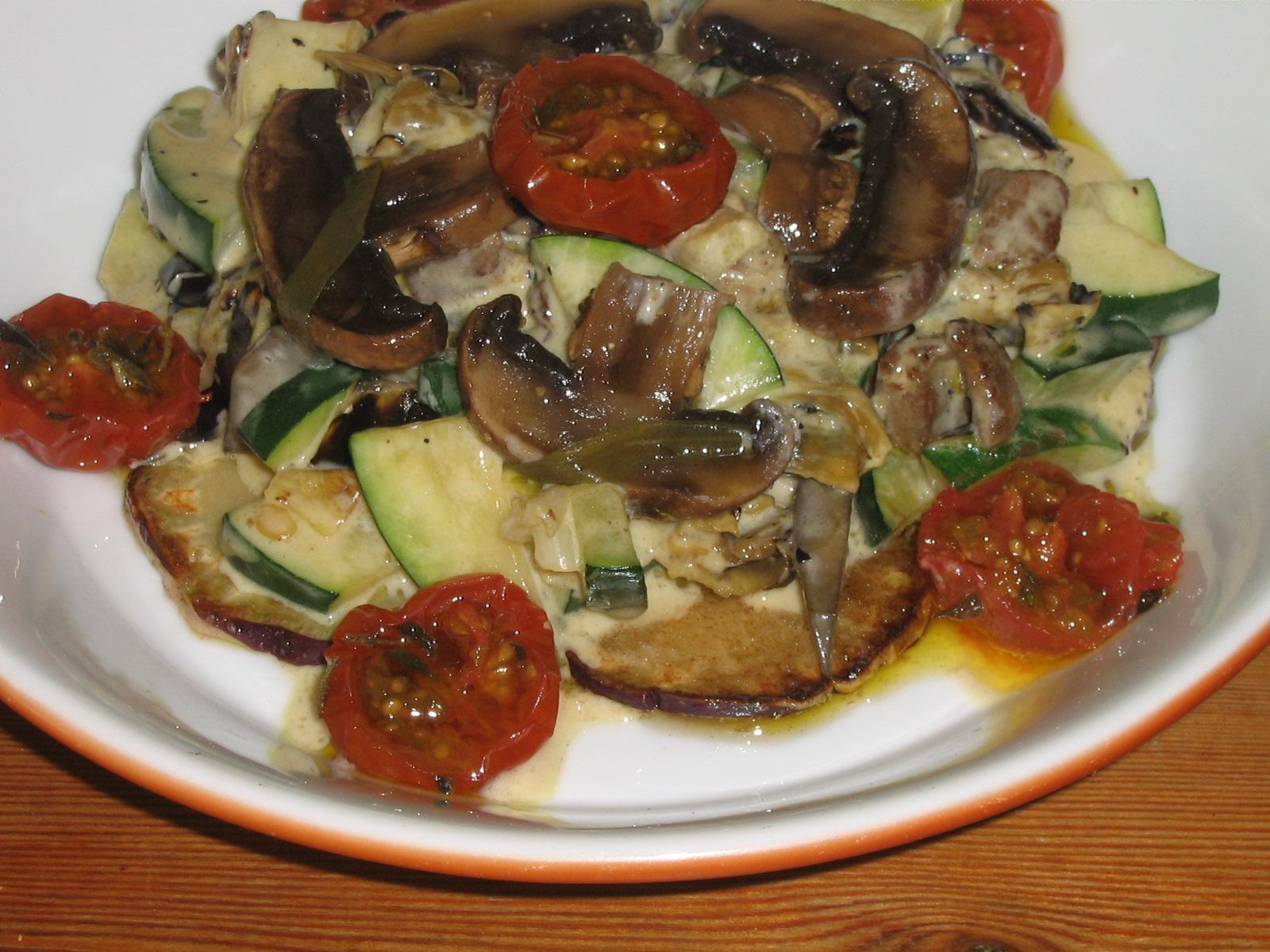 vegetariska gi recept