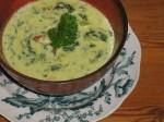 Soppa på Ost, Spenat och VarmröktSidfläsk
