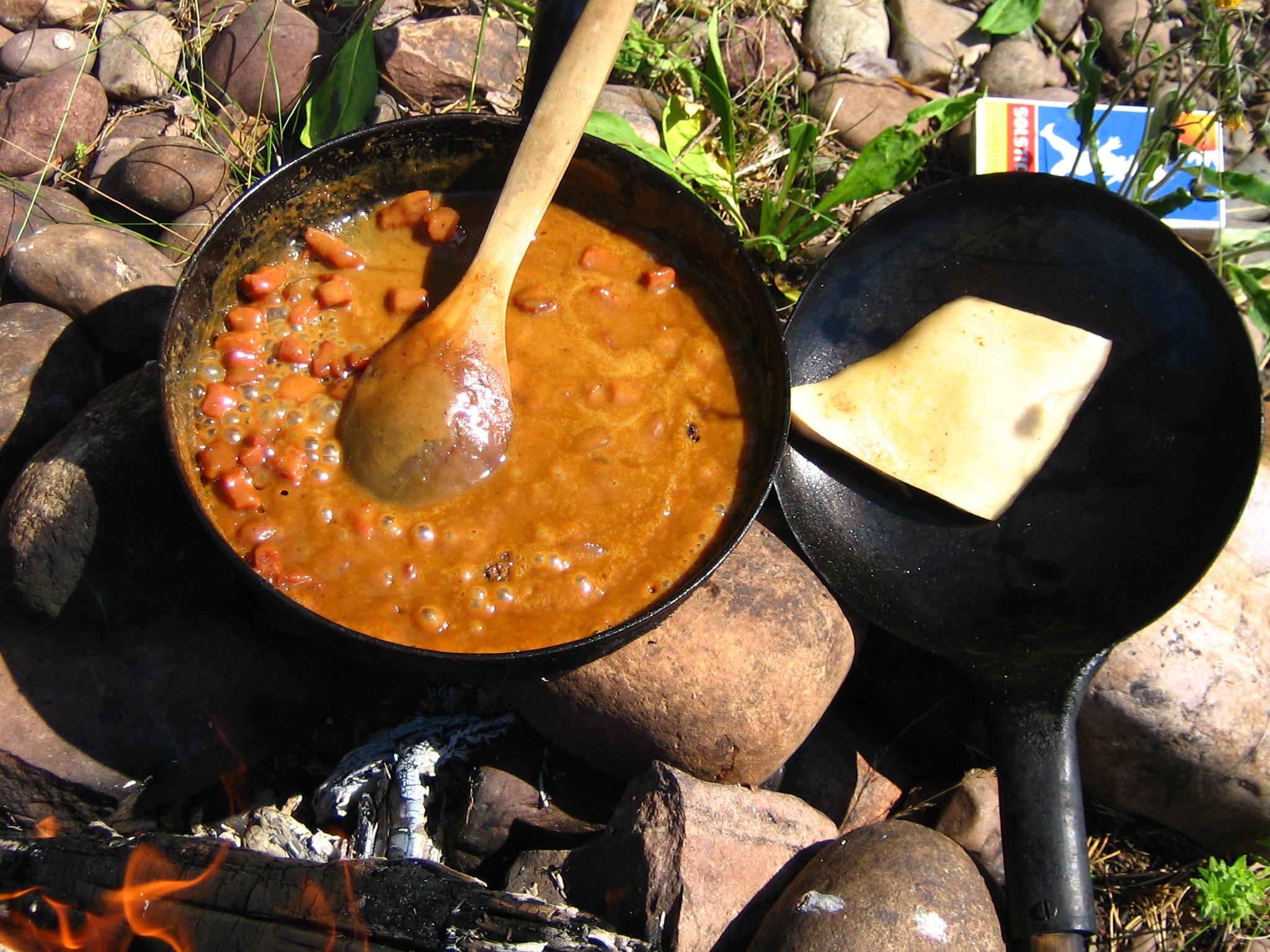 Typisk mat från dalarna