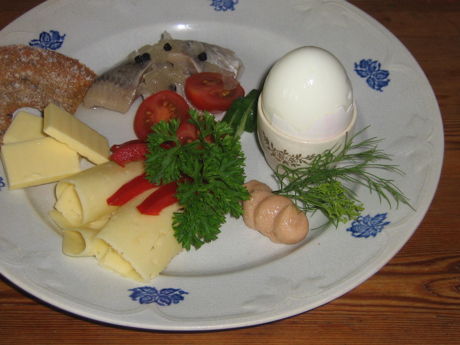 Smor ost och sill 3