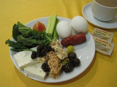 Frukost på Hotell Vera