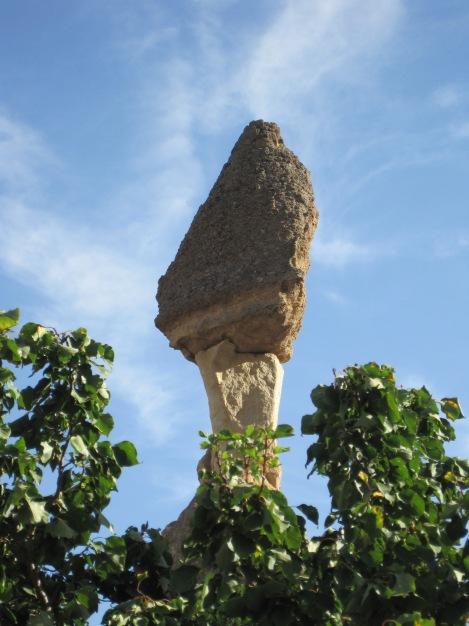 Sten eller Toppmurkla? Det finns alla typer av stenar i Kappadokien