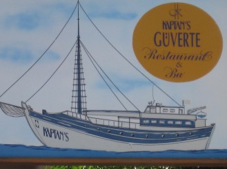 Kaptans Güverte Alanya