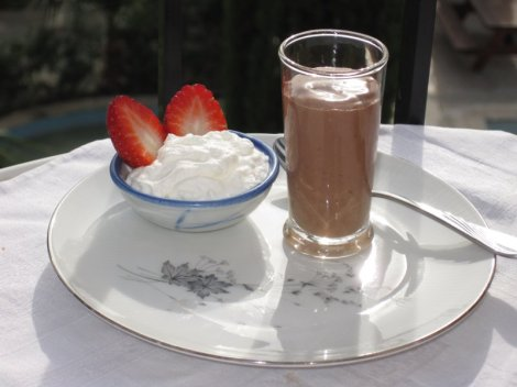 Chocolate Mousse LCHF