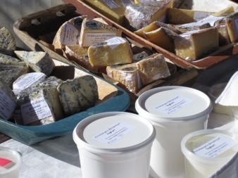 Yoghurt och Ost från Kittelbergets Gårdsmejeri
