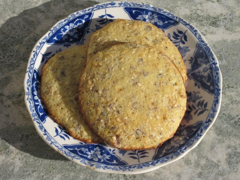 Baka bröd utan kolhydrater