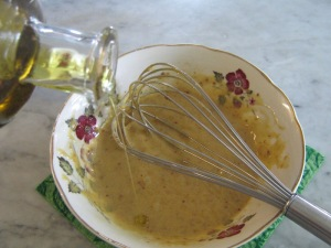 Hemgjord majonnäs