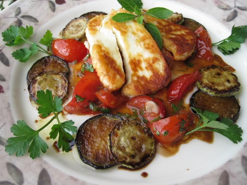 vegetarisk lchf meny