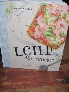 LCHF för familjen av Anna Hallén