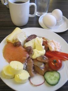 Lavkarbo-LCHF till frukost