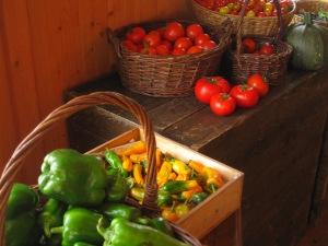 Glada grönsaker från Ås Trädgård