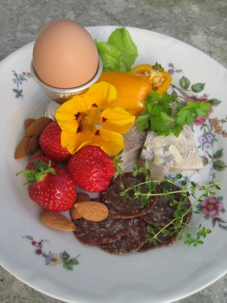 Sill och ägg