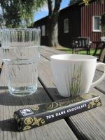 Fika på Fröjas Kafé