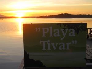 """""""Playa Tivar"""" på Norderön"""
