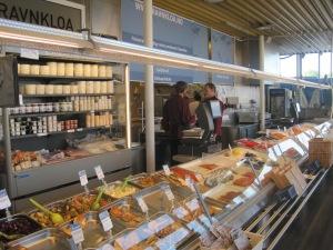 Ravnkloa, fiskhallen i Trondheim