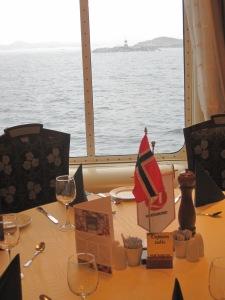 Kaptenens bord