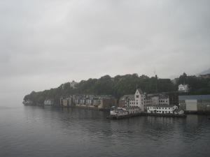 Inloppet till Bergen
