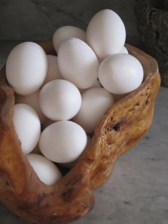 Ägg från jämtländska hönsfarmare