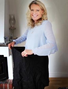 Lindha Vikström, foto från ÖstersundsPosten
