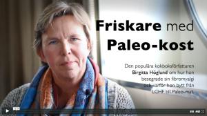 Intervju med Birgitta Höglund på Kostdoktorns medlemssida