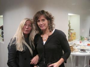 Gunilla Eldh och Ann Fernholm