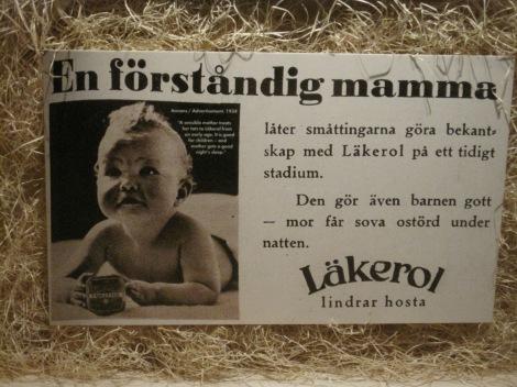 Socker på Nordiska Museet