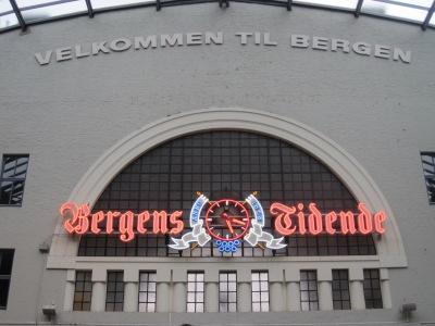 Bergens järnvägsstation
