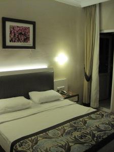 Vårt rum på Azak Hotell