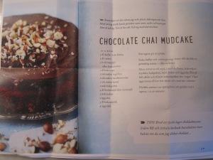 Chocolate chai mudcake från boken Smarta sötsaker av Ulrika Hoffer
