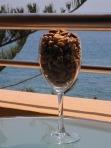 Nötfrukost på Gran Canaria