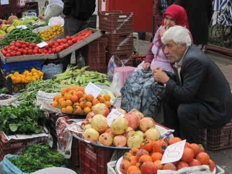 Fredagsmarknaden i Alanya