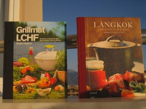 Birgitta Höglunds kokböcker