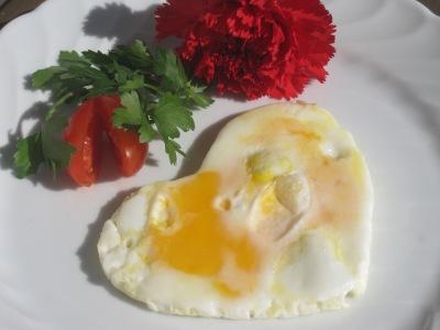 Bra mat för hjärtat :)