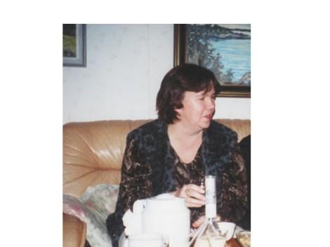Jag julen 2002, ett halvår innan min steloperation...