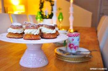 Cupcakesemlor från Jillsmat.se
