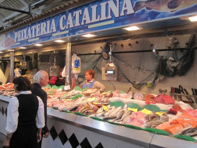 Mercat Santa Catalina i Palma