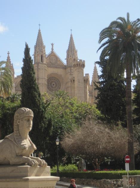 Katedralen La Seu i Palma...