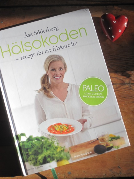 Hälsokoden av Åsa Söderberg