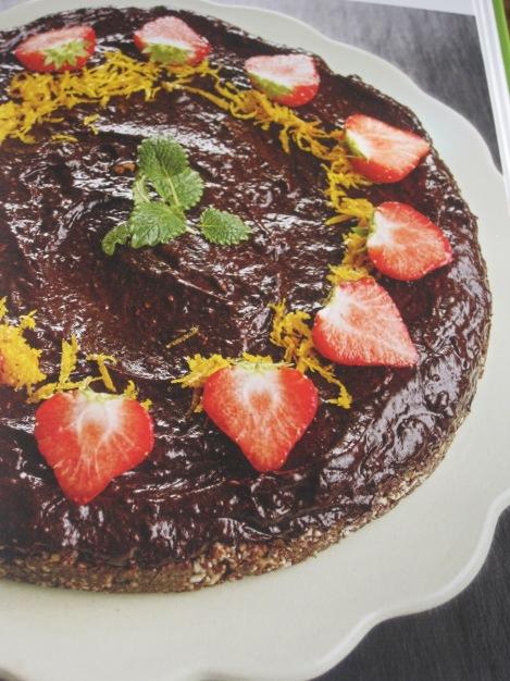 Chokladmoussetårta från Hälsokoden av Åsa Söderberg