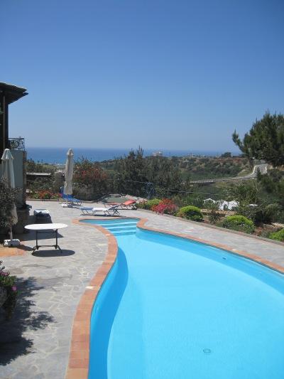 Lyronda Villa, Makrigialos, Crete