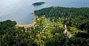 Duse Udde Camping i Säffle. Bilden lånad från Kostdoktorn.se