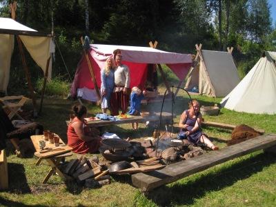 Vikingamarknad på Åland