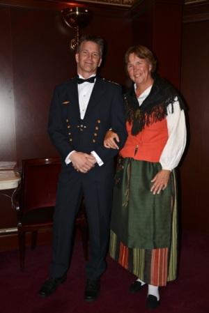 Jag och Fredrik Söderlund på Low-Carb Cruise...