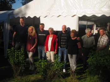 Kostprofiler på LCHF-camping...