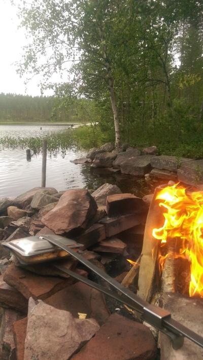Mackjärn från Eldmark i Sorsele